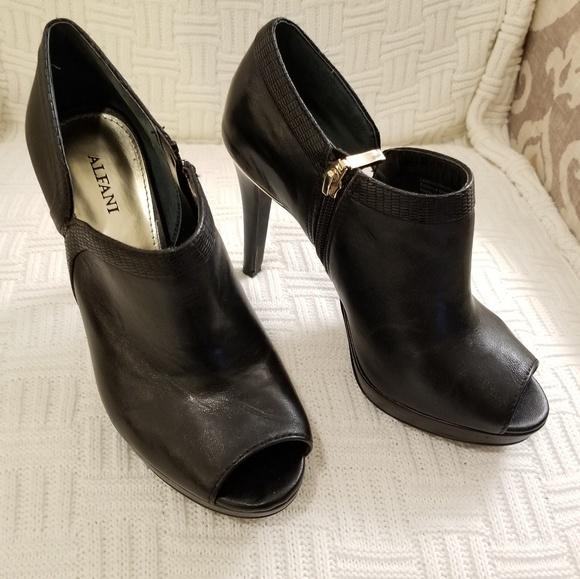 Alfani Shoes | Alfani Black Booty Boots
